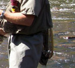 fly fishing places with gps coordintes